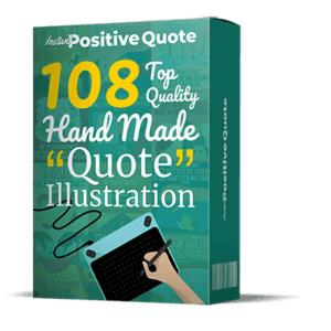Hand Made Quote Illustrations